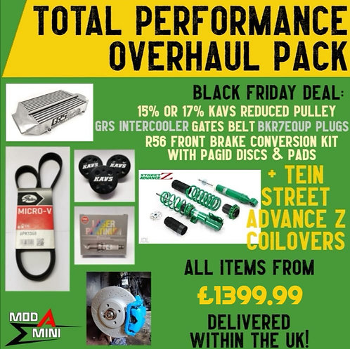 Mod A Mini - Total Performance Overhaul Pack