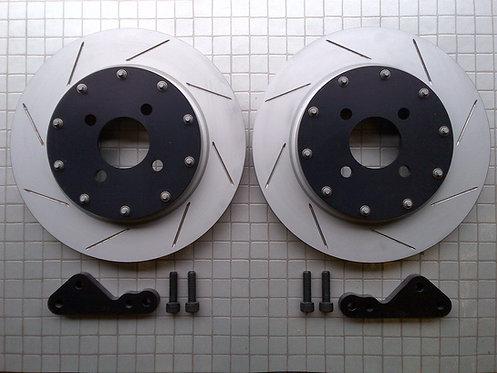 Reyland Motorsport Discs - R53 R56 AP Racing