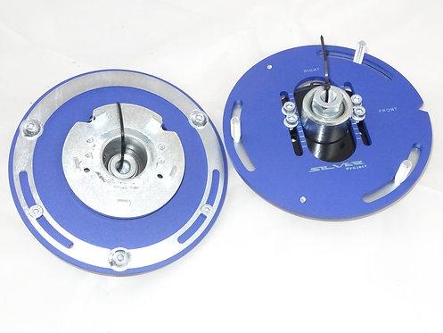 Silver Project Camber Plates - F55 F56 F57