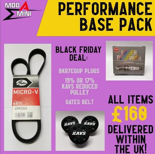 Mod A Mini - Performance Base Performance Pack