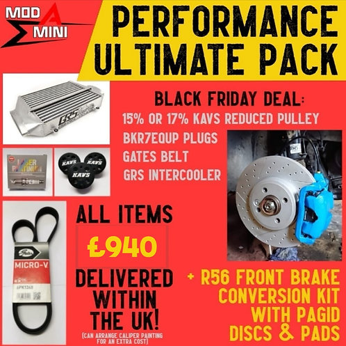 Mod A Mini - Performance Ultimate Performance Pack