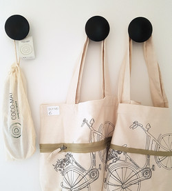 Beach Bags and Slippers by Coco-mat