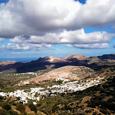 Naxos amazing mainland