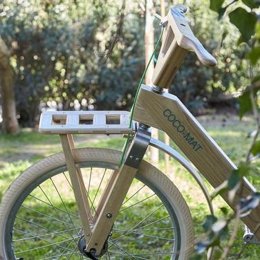 Wooden E-bikes