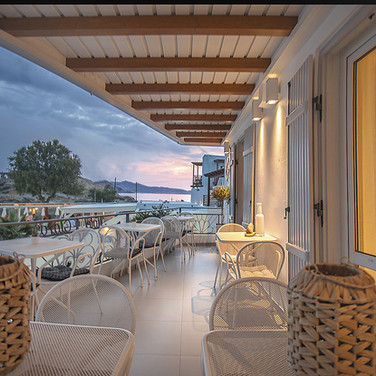 Naxos Boutique Hotel Glaros