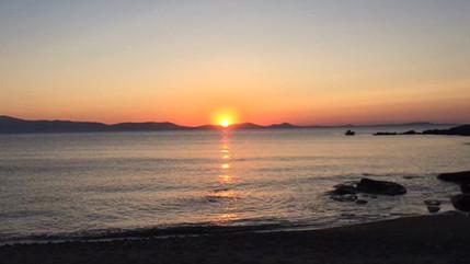 Sunset @ Saint George Beach