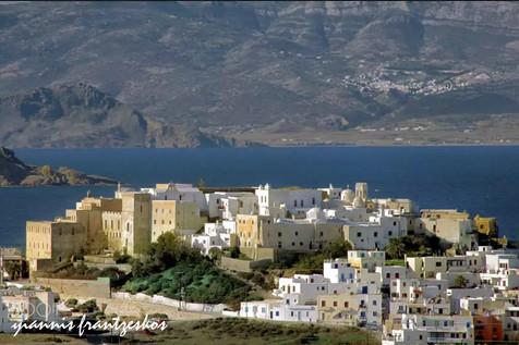 Naxos City-Castle