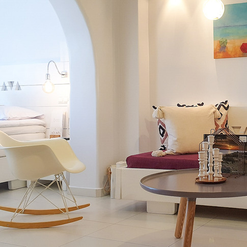 Junior Suite - Original designers decor & furnishings