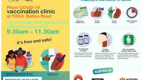 Vaccine Clinic @YiSSA
