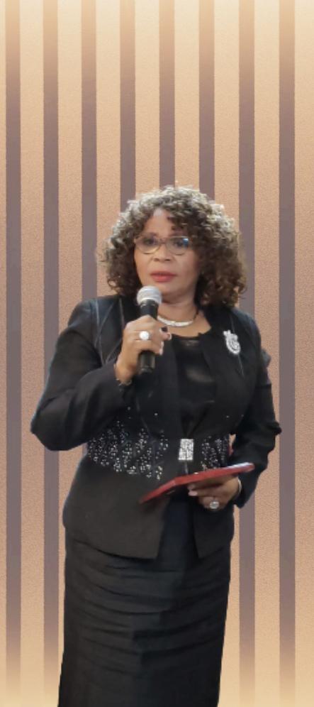 Bishop Dr. Rosemary Porbeni