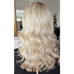 Nothing like a fresh Blonde 😍😍 ._._