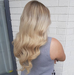 Blonde Beauty 😍😍 Created  by Courtney. ._._