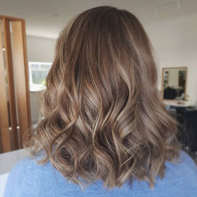 We love creating the perfect change for our clients. Lauren created this for Kristy ✅ Check out the