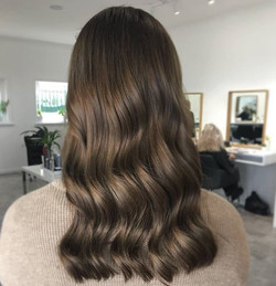 Another beautiful colour created by Mikayla