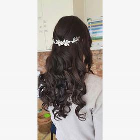 Wedding Hair style created by Courtney.j