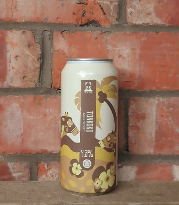 Tonkoko – Brew York – 4.3% Chocolate, Coffee & Coconut Stout