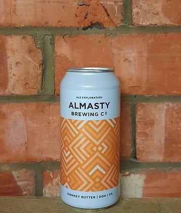 Donkey Butter – Almasty – 5% DDH Pale