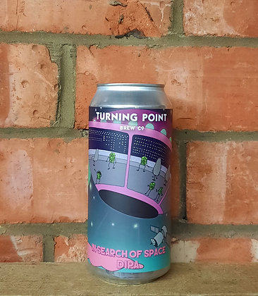 In Search of Space – Turning Point – 8.5% DIPA