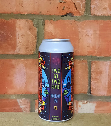 Horizon – Two by Two – 7% IPA