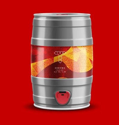Sonoma | Pale Ale | 3.8% | 5L Mini Cask