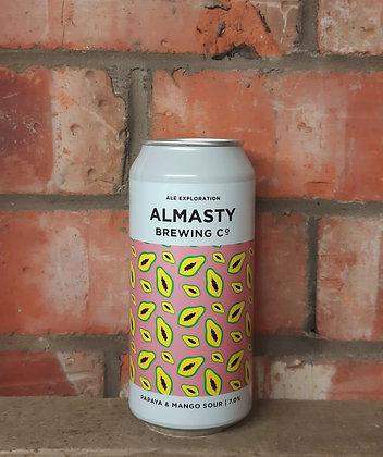 Papaya & Mango – Almasty – 7% Sour