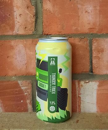 Thunder Truck – Brew York – 4.9% DH Hazy Pale