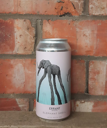 Elephant Shell – Errant – 4.4% Acid Mash IPA