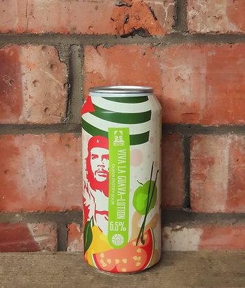 Viva La Guava-Lution – Brew York – 6.5% Guava Pastry Sour