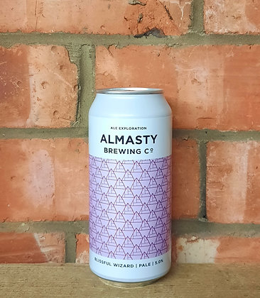 Blissful Wizard – Almasty – 5% DDH Pale