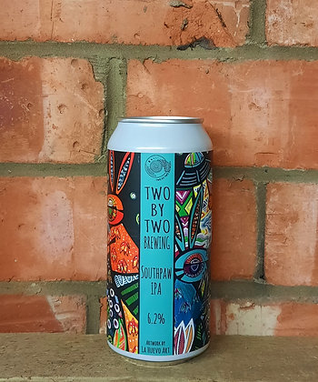 Southpaw – Two by Two – 6.2% Citra IPA