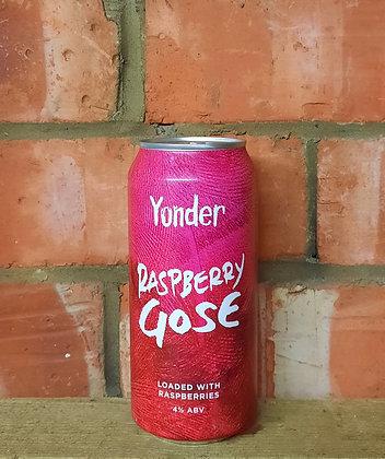 Raspberry Gose – Yonder – 4% Heavily Fruited Raspberry Gose