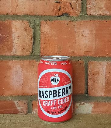 Raspberry – Pulp – 4% Craft Cider