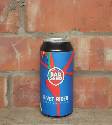 Rivet Rider – Bad Seed – 6.2% IPA