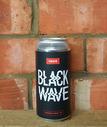 Black Wave – Vaux – 5% Oatmeal Stout