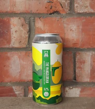 The Mangolorian – Brew York – 6.2% Mango & Lime Milkshake IPA