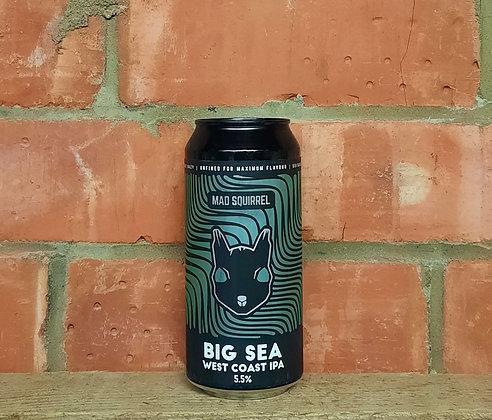 Big Sea – Mad Squirrel – 5.5% West Coast IPA