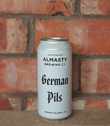 German Pils – Almasty – 5% German Pils