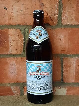 Hell – Tegernseer – 4.8% Bavarian Helles