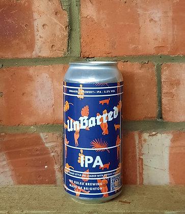 IPA – Unbarred – 5.5% WC Style IPA