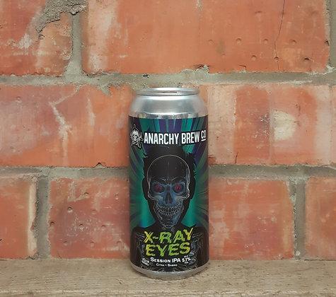 X-Ray Eyes – Anarchy – 5.1% Sabro & Citra IPA