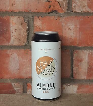 Half Moon Glow – Phantom – 6% Almond & Vanilla Stout
