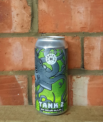 Tank 2 – Hammerton – 6.2% NEIPA