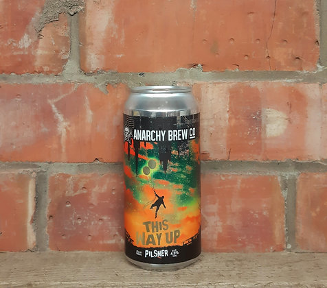 This Way Up – Anarchy – 4.5% Pilsner