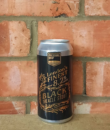 Black Treacle Stout – Pressure Drop – 8.2% Stout