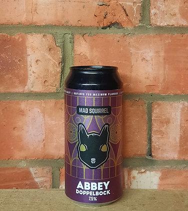 Abbey – Mad Squirrel – 7.5% Doppelbock