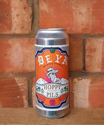 Hoppy Pils – Deya – 4% Lager
