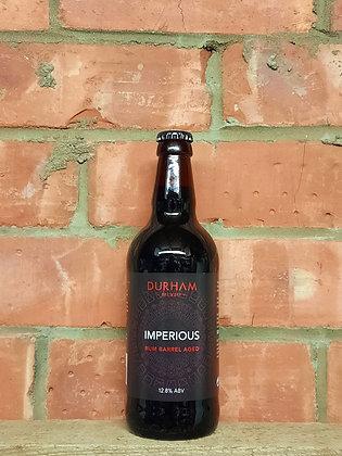 Imperious Rum – Durham – 12.8% Barrel Aged Stout (Rum)