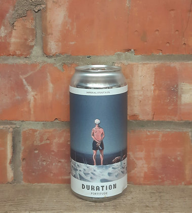 Fortitude – Duration – 8.5% Impy Stout