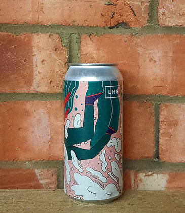 Where's The Ground – Left Handed Giant – 5% Fruited Sour w/ Sour Cherry, Peach