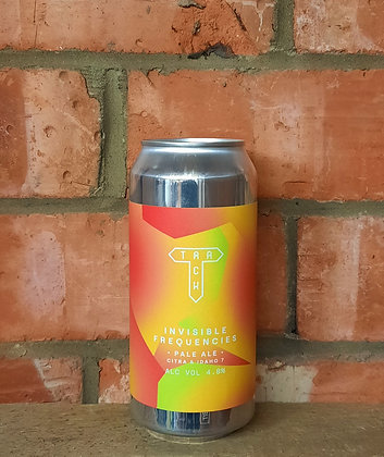 Invisible Frequencies – Track – 4.8% Pale